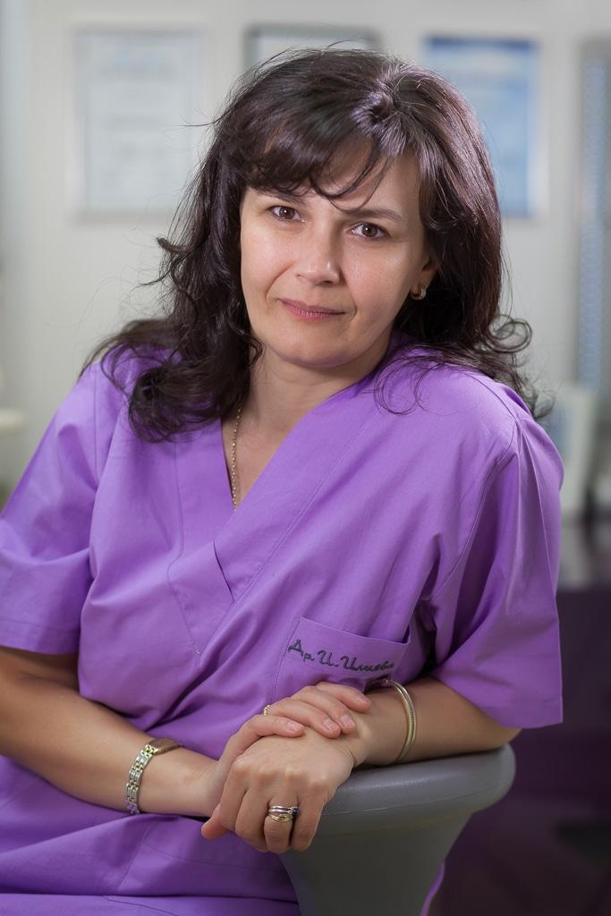 д-р Илияна Илиева